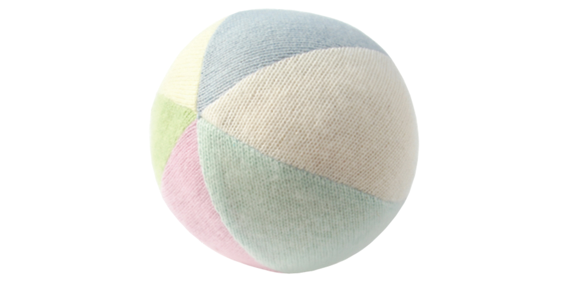 Pastel chime ball